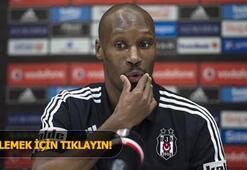 Beşiktaşta Atiba sürprizi Oynamak istiyorum