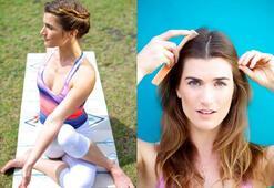 5 dakikada yapılabilecek pratik saç modelleri