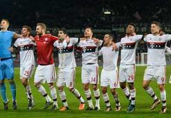 Bayern ilk yarıda 8 puan fark attı