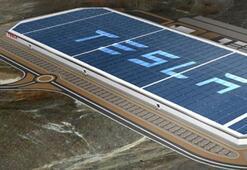 Tesladan elektrik depolama projesi