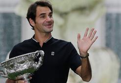 35 yaşındaki Federer, 5 yıl sonra ilk kez grand slam kazandı