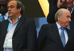 Blatter and Platini banned from football