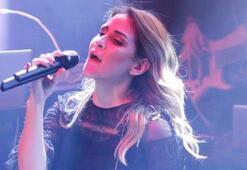 Şarkıcı Aynur Aydın klip çekiminde attan düştü