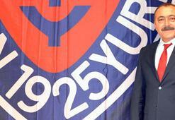 Mersin İdman Yurdu Başkanı istifa etti