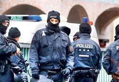 Almanya'da biriTürk 4 gözaltı