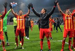Kayserispor İstanbul kampından vazgeçti