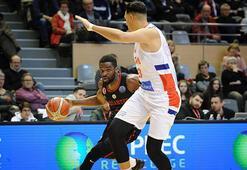 Elan Chalon - Gaziantep Basketbol: 85-60