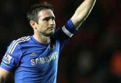 Lampard futbolu bıraktığını açıkladı