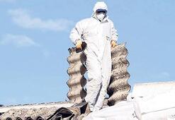 Halk sağlığına asbest darbesi