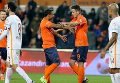 Galatasaray Başakşehirde havlu attı (İşte maçın özeti)