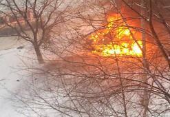 Ukraynada Rus yanlısı milis liderine bombalı saldırı