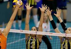 Eczacıbaşı VitrA-Fenerbahçe: 2-3