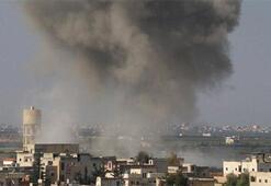 İdlibe hava saldırıları sürüyor: 4 ölü