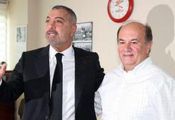 Karşıyakada Fatih Diniz başkanlığa aday oldu
