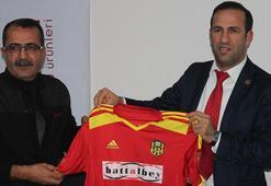 Yeni Malatyaspor, Alima ile sponsorluk anlaşması imzaladı