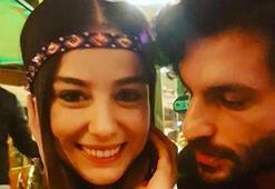Serkan Çayoğlu ile Özge Gürel aşklarını saklamıyor