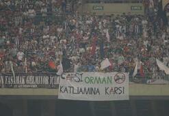 Olimpiyatta Gezi Parkı sloganları