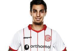 Kaan Ayhan Fortuna Düsseldorf ile 1 yıl daha