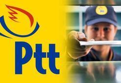 PTTde 2 bin 500 kişiye iş imkanı (İşte PTT işe alım şartları)