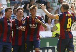 Barçalı yıldızların yıllık ücreti 100 milyon euro