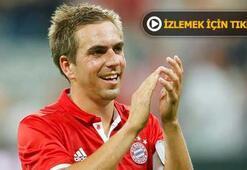 Philipp Lahm futbolu bırakıyor