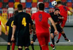 Altınordu - Atletico Madrid: 0-2