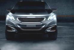 Peugeot Urban Crossover Concept Pekinde