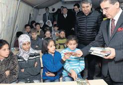 7 thousand breads to Syria