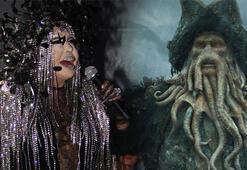 Diva Bülent Ersoya, Davy Jones benzetmesi