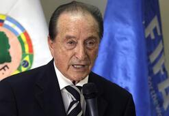 FIFAnın eski başkan yardımcısı gözaltına alındı