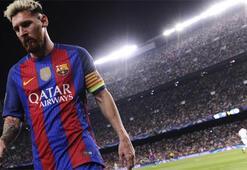Messi tarih yazmaya doymuyor