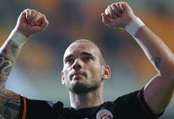 Menajerinden flaş açıklama Sneijder...