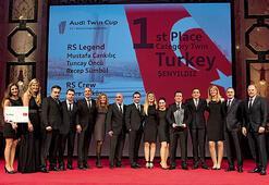 Dünyanın en iyi Audi Yetkili Servisi ikinci kez Türkiye'den