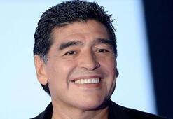 Maradona artık FIFA için çalışacak
