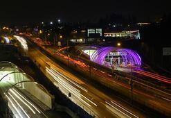 Avrasya Tünelinden geçen araç sayısı 1 milyonu geçti