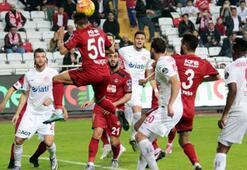 Antalyaspor-Gaziantepspor: 0-0