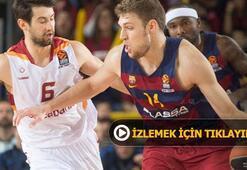 Barcelona Lassa-Galatasaray Odeabank: 62-69