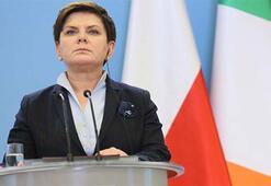 Polonya Başbakanı trafik kazası geçirdi