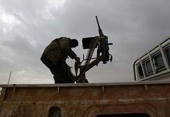 Esad güçleri El Bab yakınlarında DEAŞ'ı vurdu