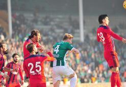 Bursaspor-Mersin İdmanyurdu: 2-1