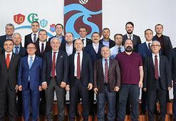 Trabzonspor yönetiminden 10 maddelik manifesto