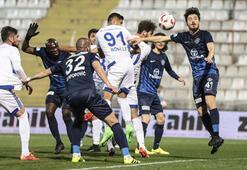 Adana Demirspor-Büyükşehir Gaziantepspor: 4-1