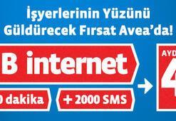 Mobil İşyerim Tarifesi İle İnterneti Katla