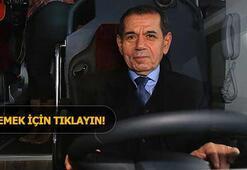Dursun Özbek Riekerink ile devam dedi