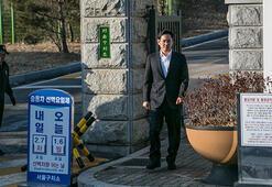 Samsungun Başkan yardımcısı beklenmedik bir şekilde serbest bırakıldı