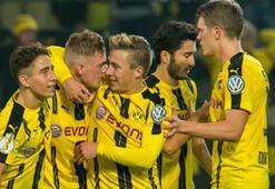 Borussia Dortmunda tribün kapatma cezası
