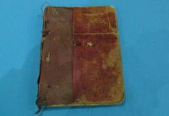 İstanbulda 400 yıllık vaaz kitabı ele geçirildi