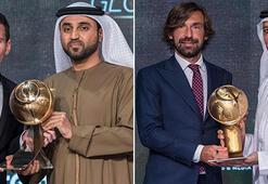 Barcelona yılın takımı, Messi ise Yılın Futbolcusu ödülüne layık görüldü