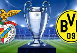 Benfica Borussia Dortmund maçı ne zaman saat kaçta hangi kanalda