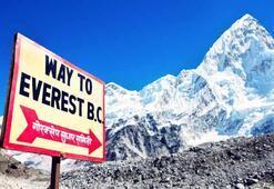 Everest Dağına internet geliyor